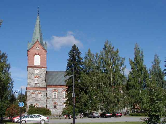 Church in Juva